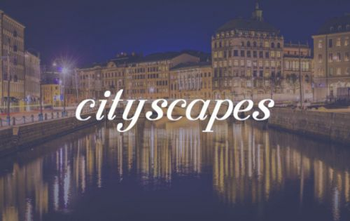 Cityscapes from Gothenburg