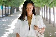 Rihanna Poses for Cover of 'Vogue' Australia's May Issue