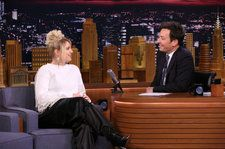 Meghan Trainor Spills Her Wedding Planning Details to Jimmy Fallon: Watch