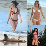 Dangerous Curves Ahead: Over 50 of Kim Kardashian's Hottest Swimsuit Photos