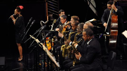 Big Band Holiday Cheer With The Jazz At Lincoln Center Orchestra