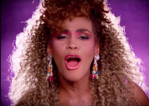 The Whitney Houston Doc's Theatrical Trailer Is an Emotional Watch