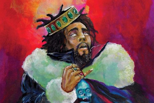 J. Cole Works on His Coping Mechanisms with 'KOD'