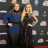 Kelly Clarkson Praised Carrie Underwood For Opening Up About Her Miscarriage - More of This, Please