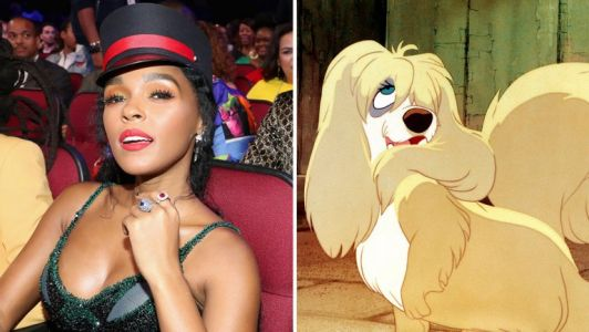 Janelle Monáe Joins Live Action Lady And The Tramp Remake