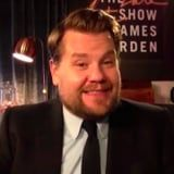 """How's Homeschooling Going For James Corden? """"Daddy Needs a Drink"""""""