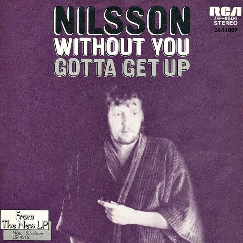 """The Number Ones: Nilsson's """"Without You"""""""