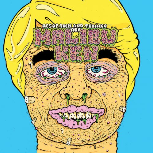 Aesop Rock and Tobacco Are Malibu Ken and They're Here to Get Weird