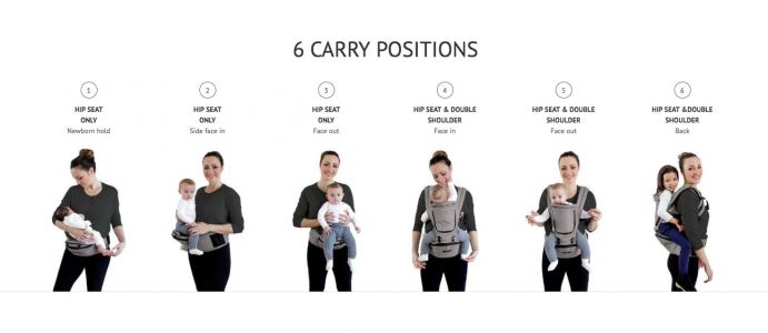 The Best Move I Made Was Ignoring Everyone's Baby Carrier Advice and Buying This One Instead