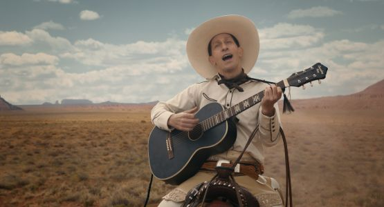 """Willie Watson & Tim Blake Nelson - """"When A Cowboy Trades His Spurs For Wings"""""""