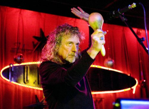 Robert Plant is coming to Austin in September