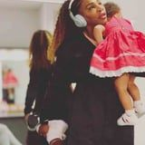 Serena Williams Has a Message For Working Parents, and We Already Feel Less Alone