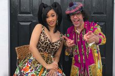Cardi B Meets Nardwuar For Hilarious Interview: Watch