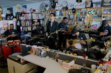Chromeo Brings the Funk With High-Energy Tiny Desk Concert: Watch