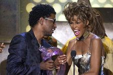 In 2001, Whitney Houston Got Some Love at the First BET Awards