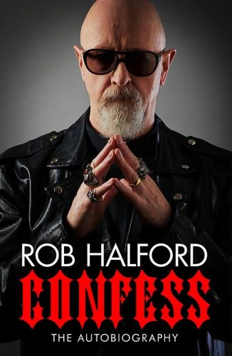 ROB HALFORD Says Recording Audiobook Version Of His 'Confess' Autobiography Was 'Amazing' Experience