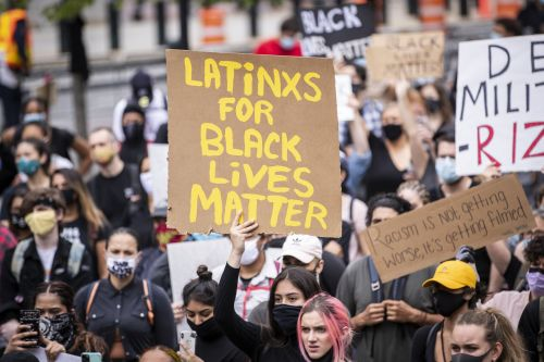 Why Latinx Have a Duty to Demand Justice and Support Black Lives Matter