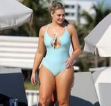 Iskra Lawrence's Swimsuit Is Hotter Than Bacon Sizzling on the Pan on Sunday Morning