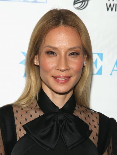 Lucy Liu's Newly Blond Hair Took 9 Hours and 4 Bowls of Bleach