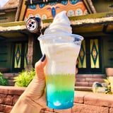 Disney's Moana-Inspired Coconut Float Is Topped With a Kakamora Cake Pop