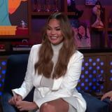 """Chrissy Teigen Still Apologizes to Kim and Kanye For Her """"Blowout"""" Fight at Their Wedding"""