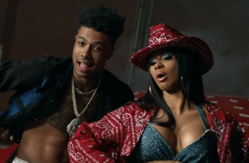 """Blueface - """"Thotiana """" Video"""