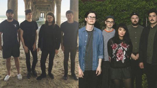 Brace Yourself for This Screamo Split Between Frail Hands and Ghost Spirit