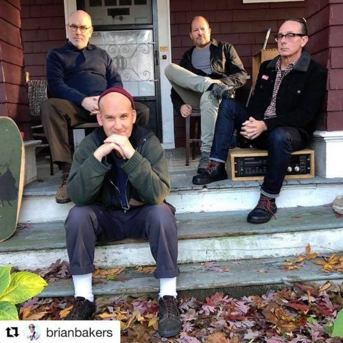 Minor Threat reunite for new photo