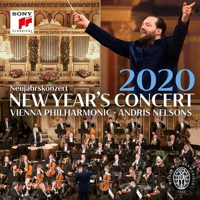 Sony Classical Releases The 2020 New Year's Concert With The Vienna Philharmonic & Andris Nelsons