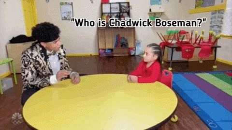 Children and Their Love For Chadwick Boseman Are the True Stars of the Golden Globes