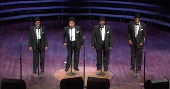 Barbershop Quartet The Fairfield Four Perform 'Amazing Grace'