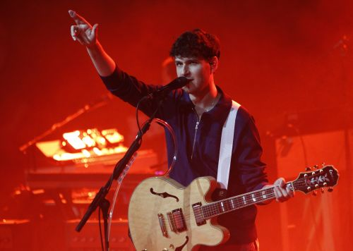 "Watch Vampire Weekend Play ""Big Blue"" Live For The First Time"