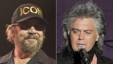 Hank Williams Jr., Marty Stuart Chosen For Country Hall of Fame