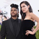 """Whoa, Exes The Weeknd and Bella Hadid Were Seen """"Kissing All Night"""" at Coachella"""