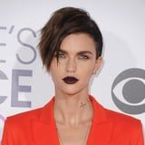 Ruby Rose Has a New Hair Color, and We Can't Stop Staring