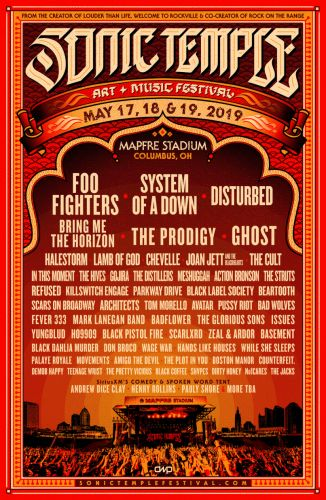 Is Sonic Temple America's Biggest Rock Festival?