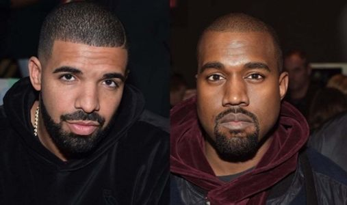 Drake & Kanye West Quietly Squash Beef But Don't Expect A Collab