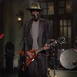Let's Not Just Brush Over Gary Clark Jr.'s Incredible SNL Performance, Because WOW
