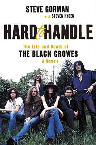 THE BLACK CROWES Drummer STEVE GORMAN To Release 'Hard To Handle' Memoir In September