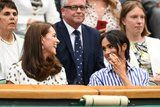 Duchesses' Day Out! Kate and Meghan Show Off Their Close Bond at Wimbledon