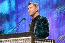 Pop Shop Podcast: Lance Bass Talks Reuniting With *NSYNC for Walk of Fame & Pop-Up Shop, Possibility of New Music: 'Never Say Never'