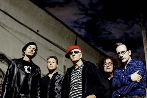 The Last Punks Standing: The Damned Team With Bowie's Producer for 'Evil Spirits'