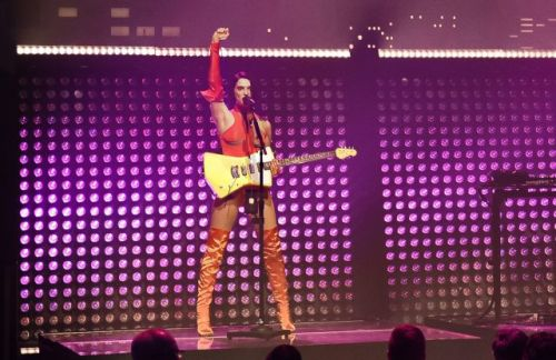 ACL Fest preview: Don't 'Fear the Future,' St. Vincent will help us break free