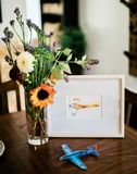 Adventure Awaits These Parents-to-Be, So They Had an Adorable Airplane-Themed Baby Shower