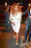 Serena Williams Became an Ace in Our Hearts When She Ditched Her Heels For Fuzzy Slides