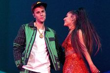 Justin Bieber Thanks Ariana Grande For Sharing Coachella Stage: 'That Felt Right'