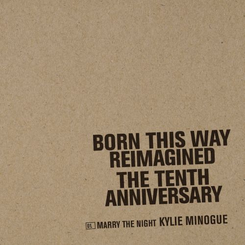 """Kylie Minogue Covers Lady Gaga's """"Marry the Night"""": Listen"""
