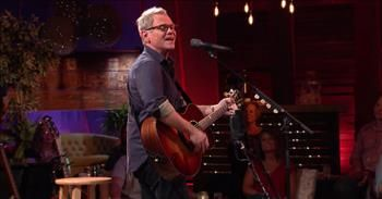 'The Great Adventure' Steven Curtis Chapman Live Performance