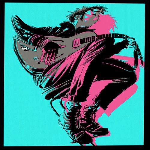 "Gorillaz - ""Hollywood"""