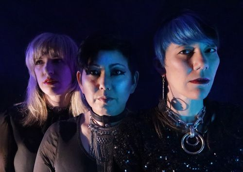 "Oakland Punk Trio Ötzi Toys With Superstitions Via ""Charms"""
